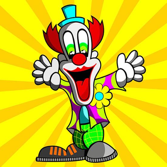 Joker clipart funny Joker download vector free download