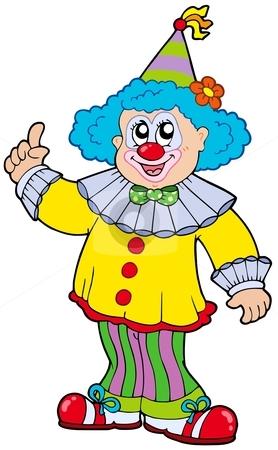 Joker clipart happy joker Pictures stock clown vector clipart