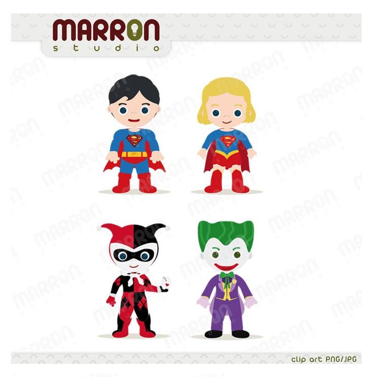 Joker clipart harlequin About Superwoman  Inspired Joker