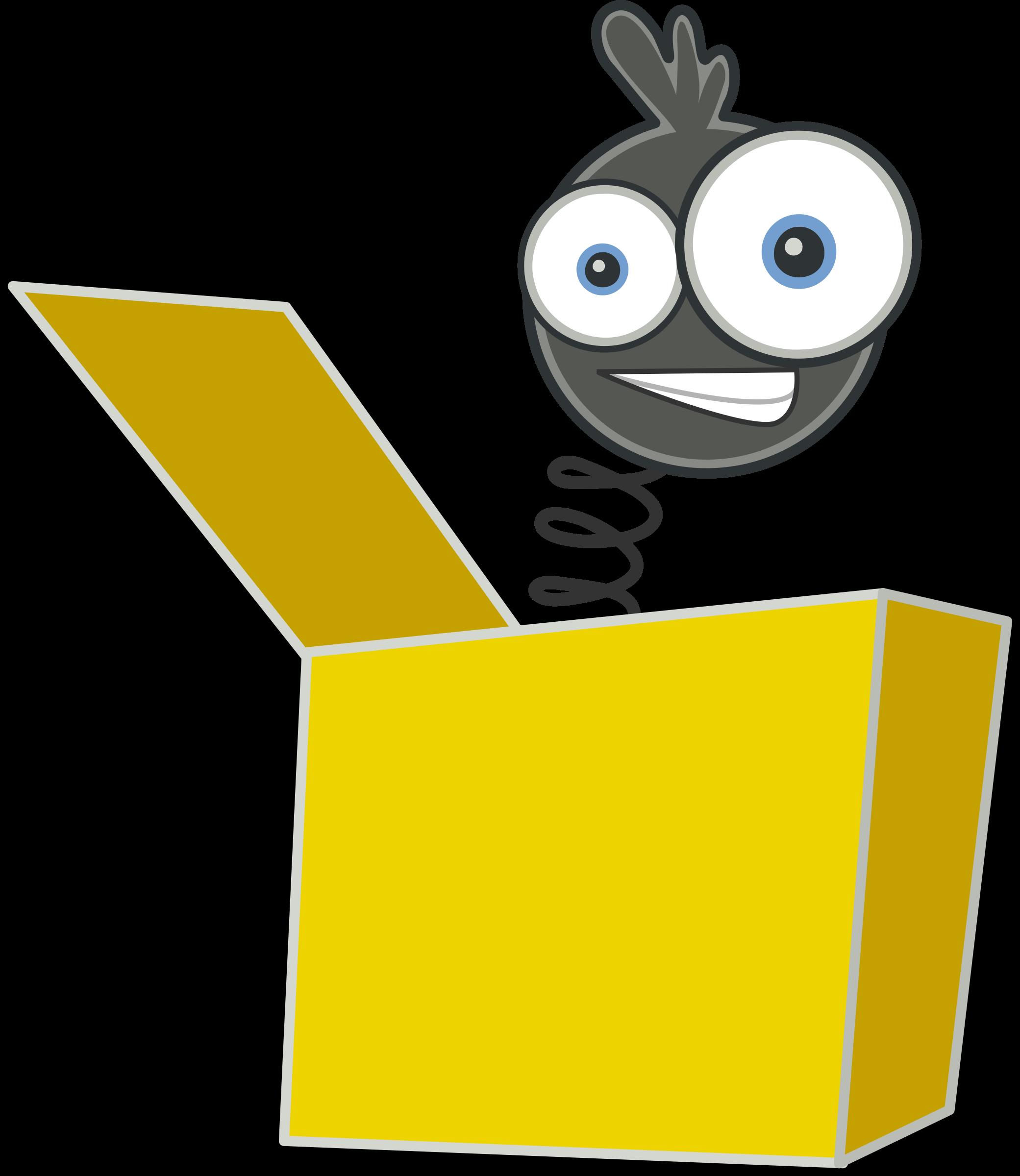 Joker clipart jack in box In the box Clipart box