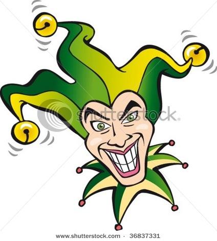 Joker clipart jester Jester clipart Joker Face Clipart
