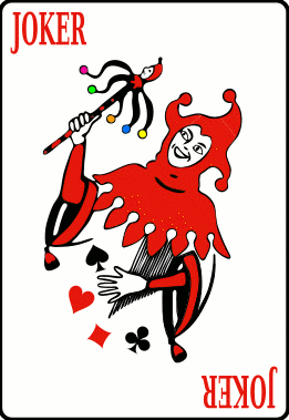 Joker clipart joker card Joker Free Domain & Playing