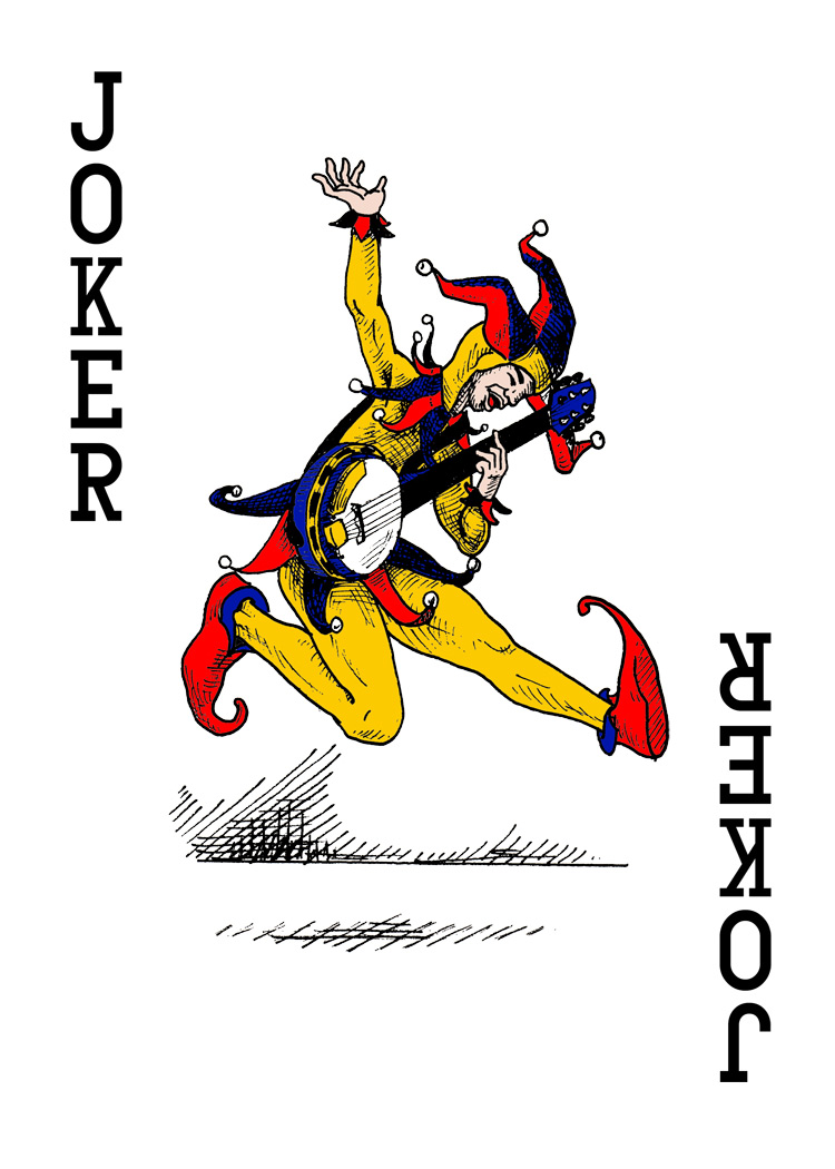 Joker clipart joker card Joker and Joker Playing Playing