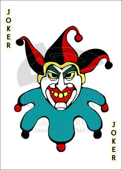 Joker clipart joker card Batman Playing dark playing knight