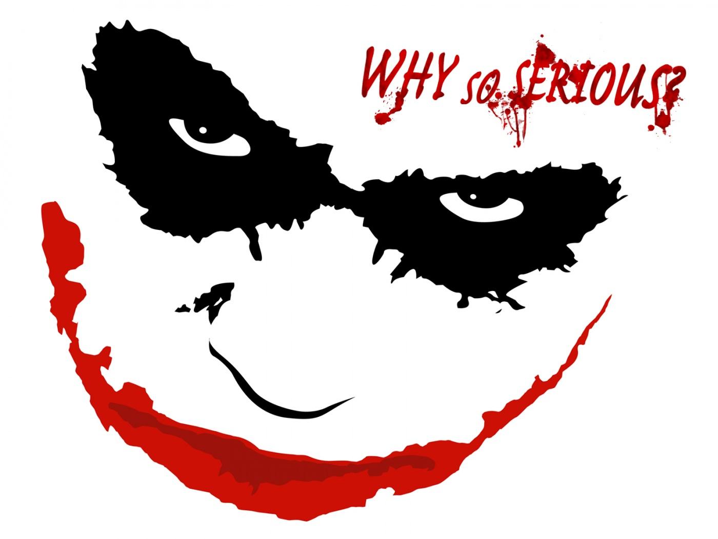 Joker clipart joker face Clipart knight collections Knight dark