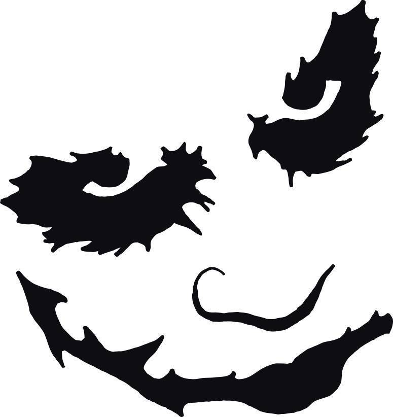 Joker clipart joker face Knight WALL ST43 Home Dark