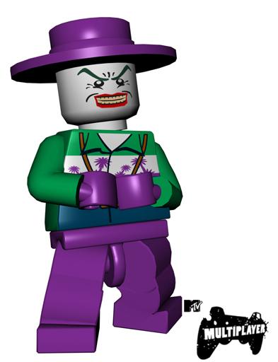 Joker clipart lego Wikia LEGO (Tropical) Joker FANDOM