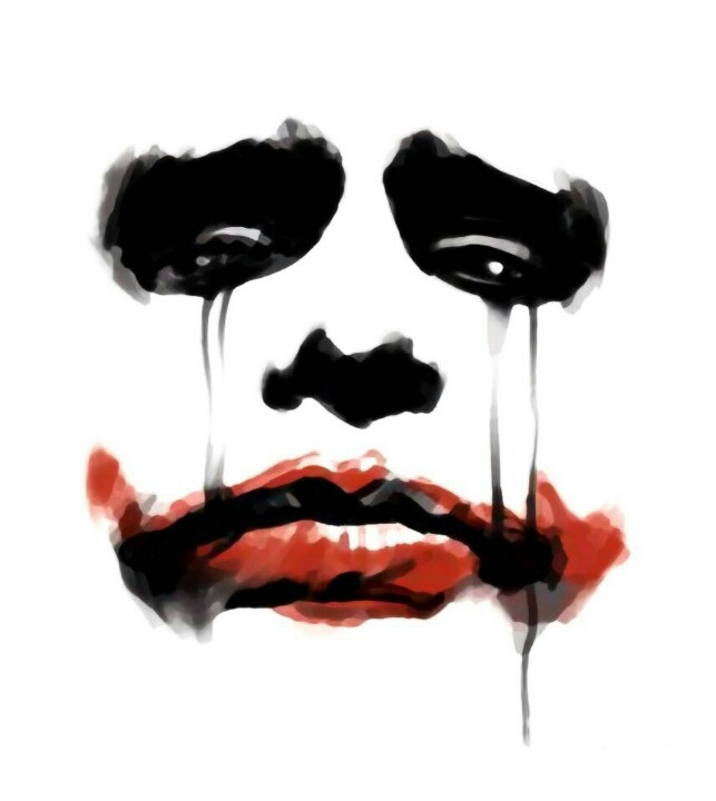Joker clipart lip Best Joker Art Joker My