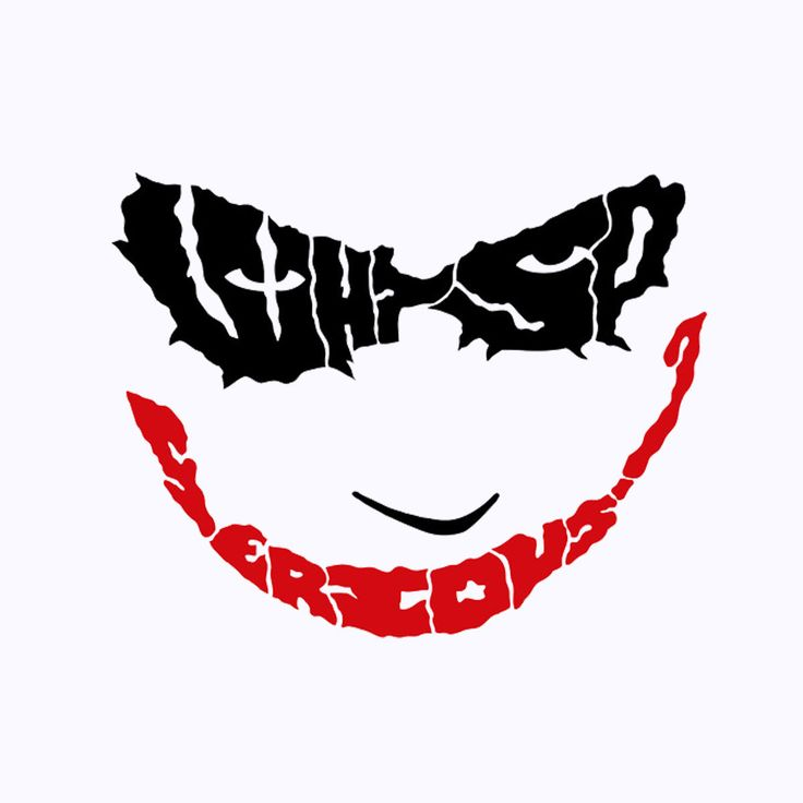 Joker clipart lip The Pinterest chica on