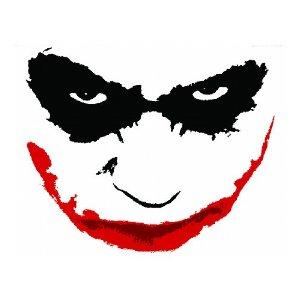 Joker clipart logo batman #5