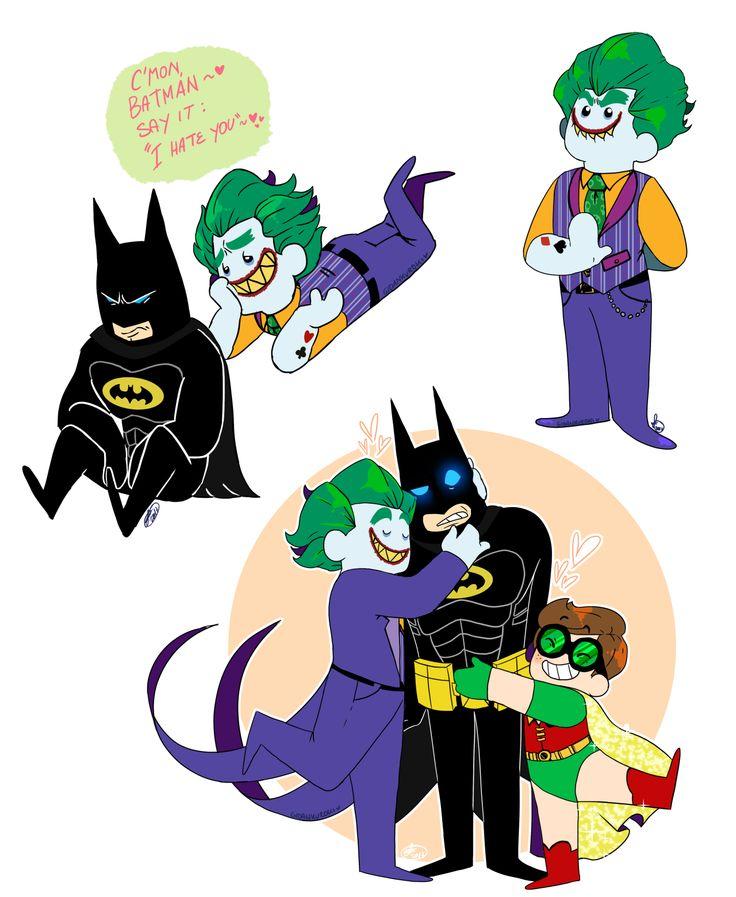 Joker clipart logo batman #14