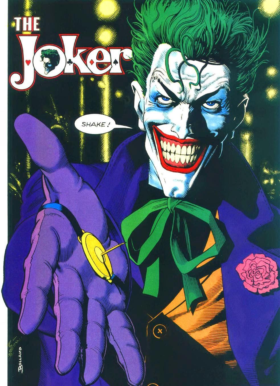 Joker clipart old cartoon Cube!: of Part Art Comics
