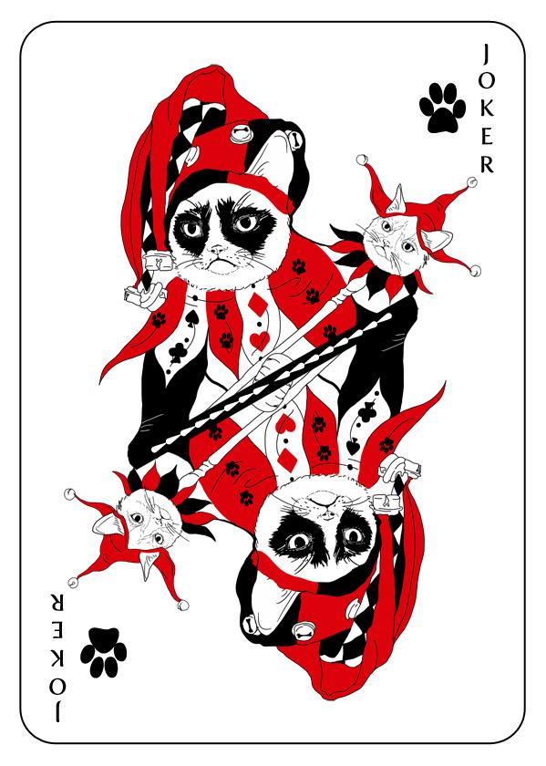 Joker clipart play card #11