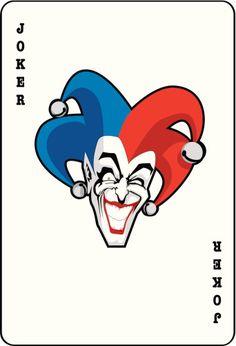 Joker clipart play card #5