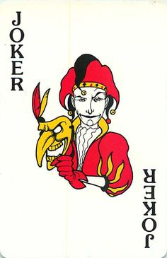 Joker clipart play card #10