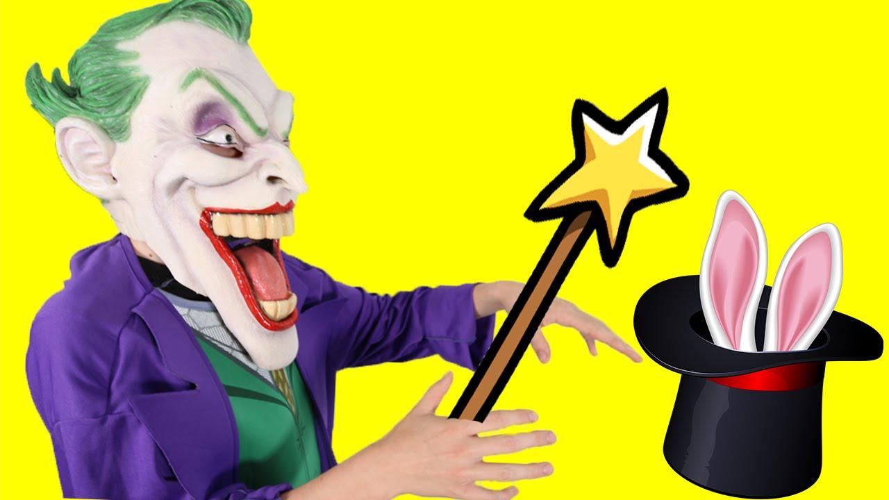 Joker clipart real Life Joker Real SuperHero MAGIC