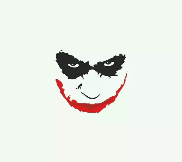 Joker clipart real #9
