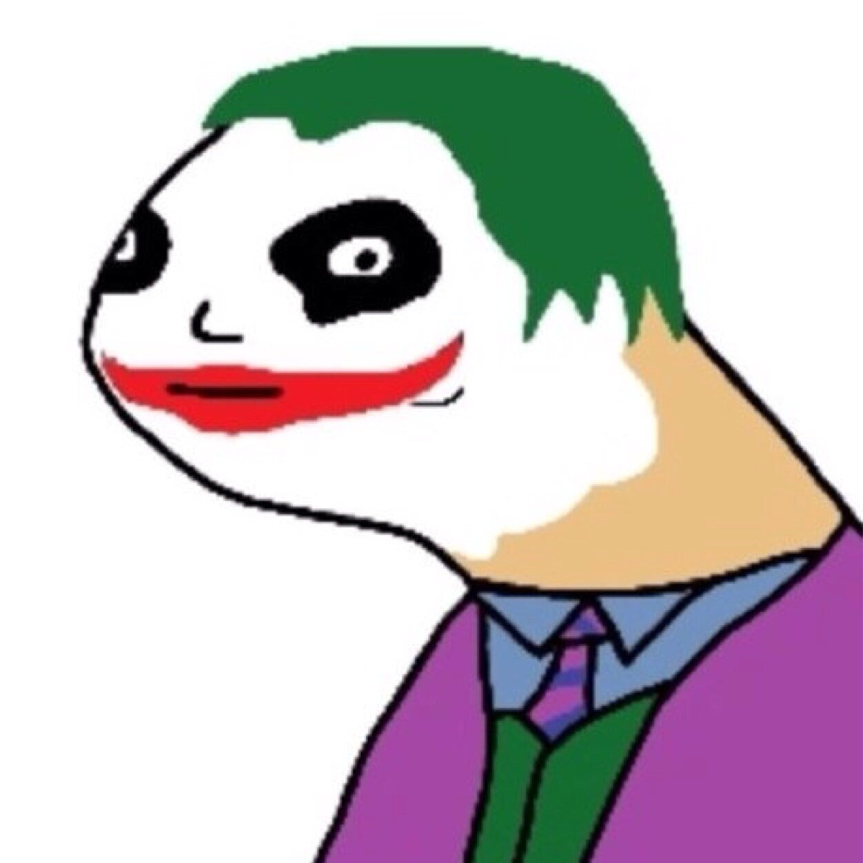 Joker clipart real #4