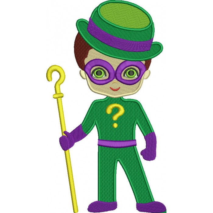 Joker clipart riddler #7