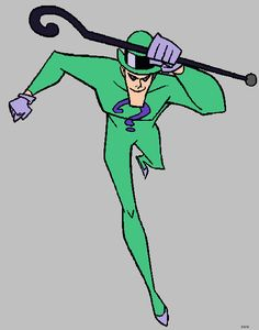 Joker clipart riddler #8