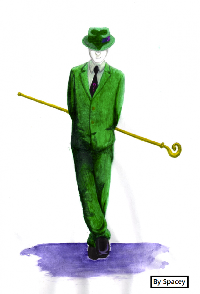 Joker clipart riddler #13