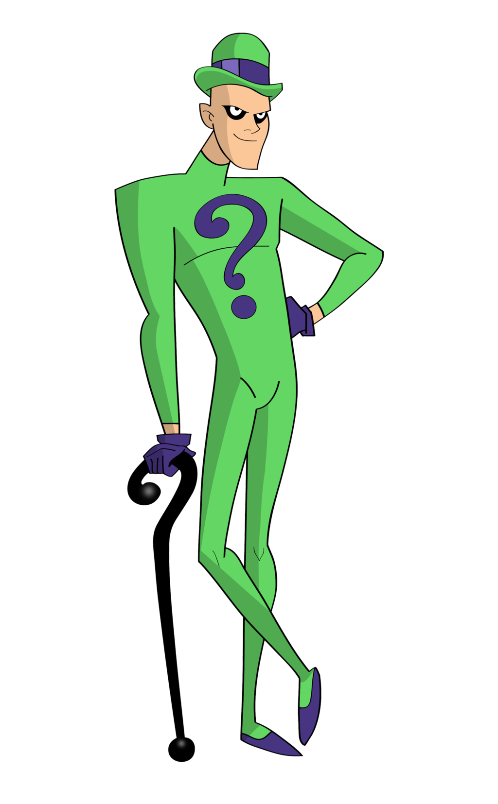 Joker clipart riddler #4