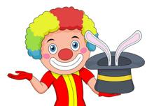 Joker clipart sarkas Clip Flag Circus Free Tent
