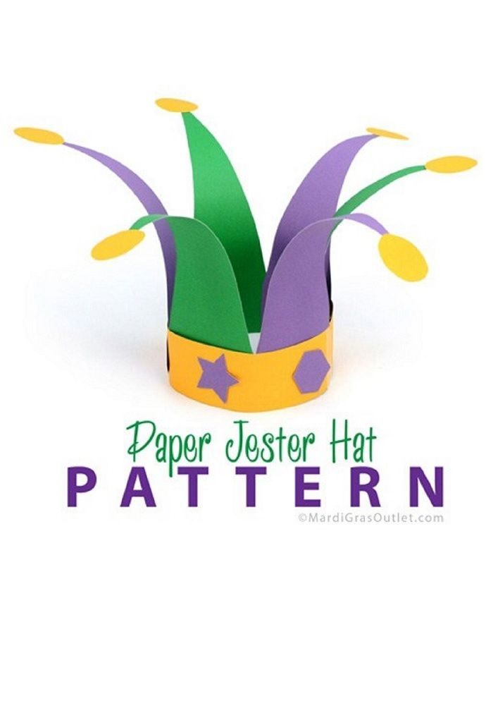 Joker clipart silly hat Gras ideas Best JESTER 25+