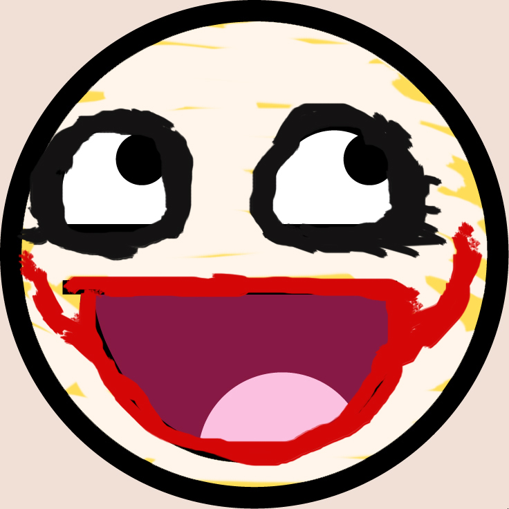 Joker clipart smile AWESOME Smiley Smiley  :D