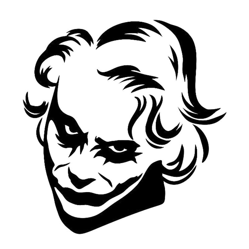 Joker clipart sticker #12