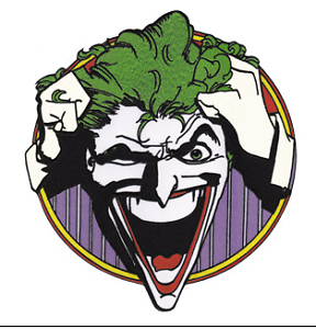 Joker clipart supe villain X  Joker Laughing Joker