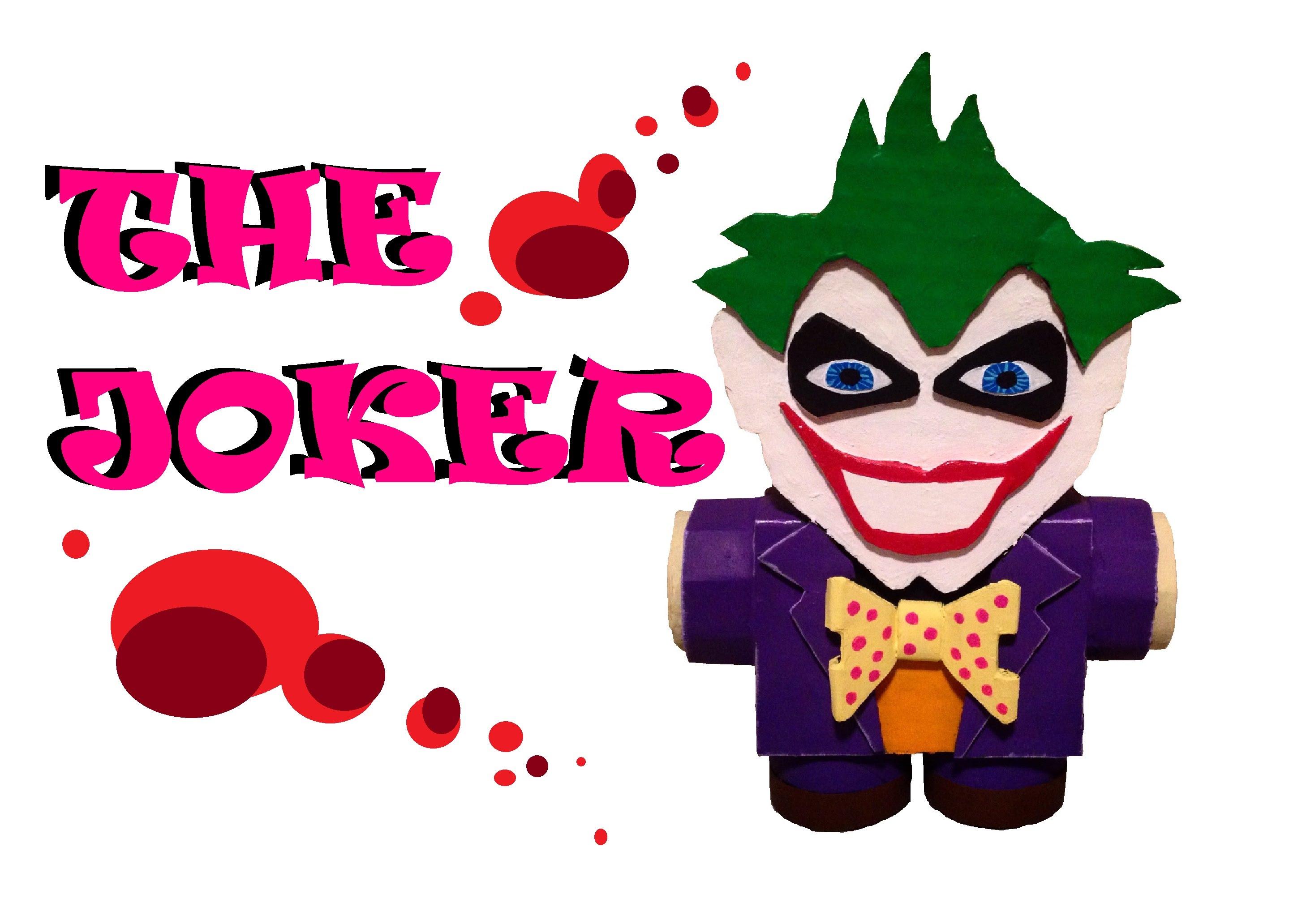 Joker clipart toy DIY DIY How How Tutorial
