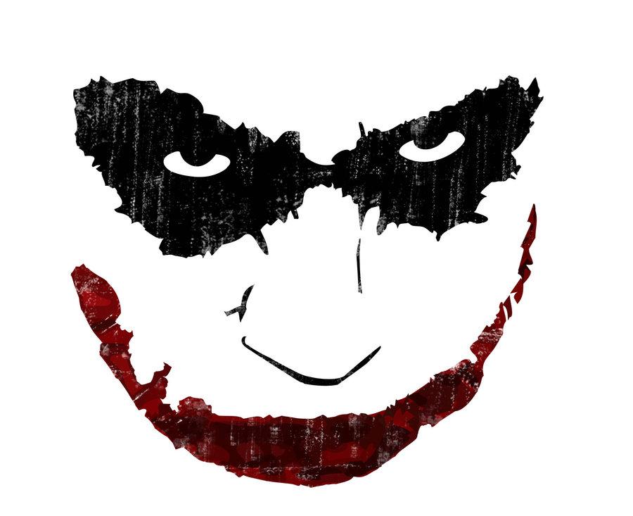 Joker clipart vector #6