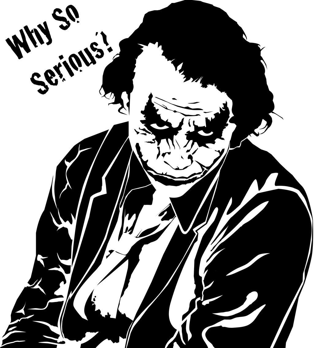 Joker clipart vector #4