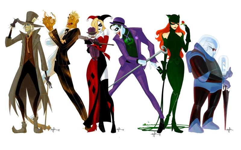 Joker clipart villain And quinn dc Comic Comic