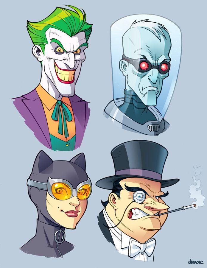 Joker clipart villian Pinterest Gotham Catwoman best and