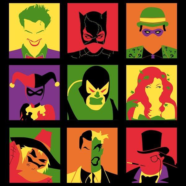 Joker clipart villian Pinterest Art about 145 images