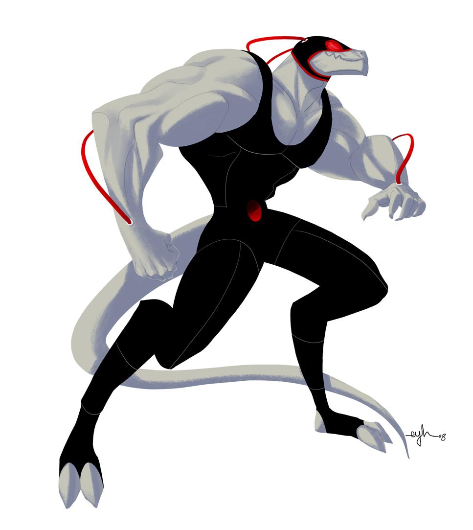 Joker clipart villian GeekTyrant Character Mashup Batman Character