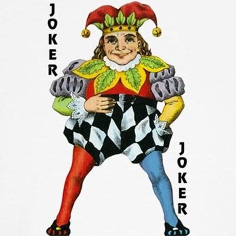 Joker clipart wacky #10