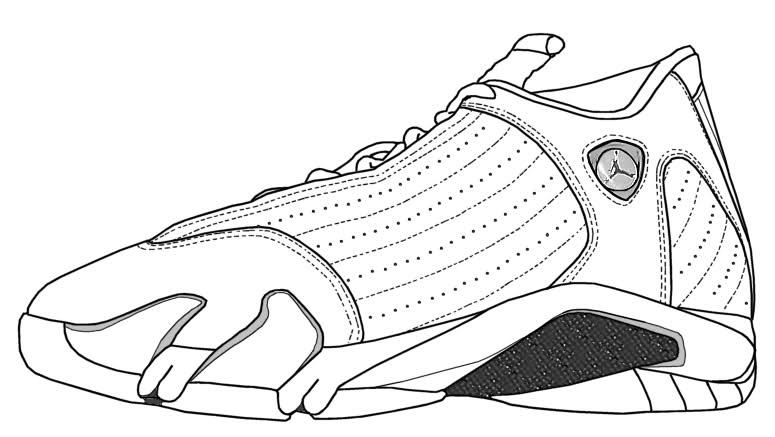 Drawn shoe jordan 7 Carbon fiber) carbon fiber) Air