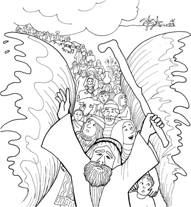 Miracle clipart moses exodus Printable ideas on Pinterest Pages