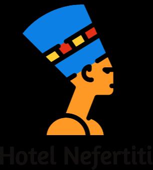 Jordania clipart easy Jordan Hotel logo Nefertiti