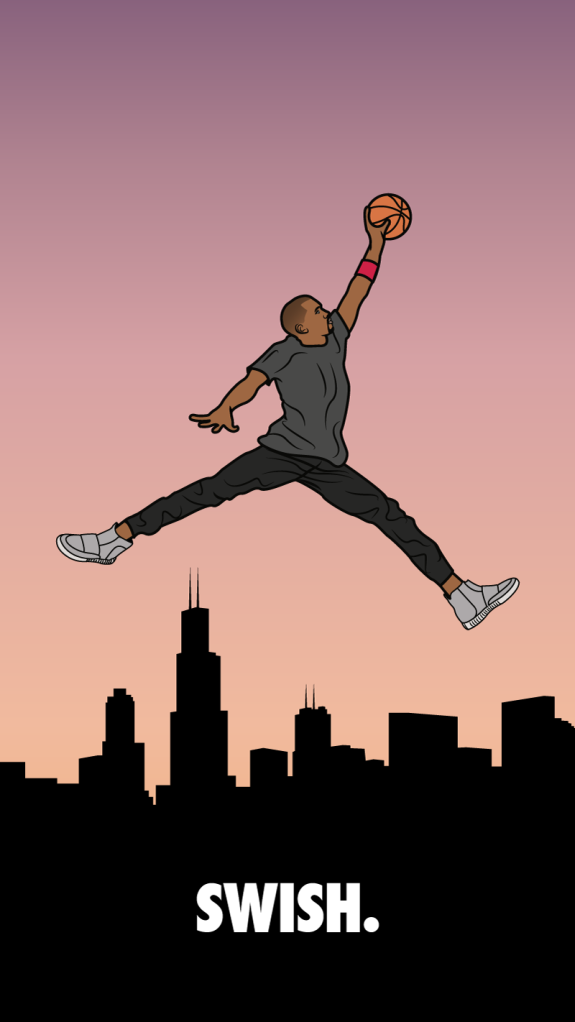 Jordania clipart jumpman Walchalk Can Finally Jumpman It