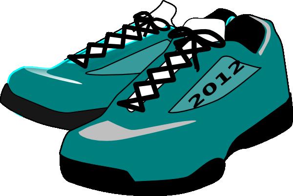 Cartoon clipart running shoe Free Running Art Transparent Free