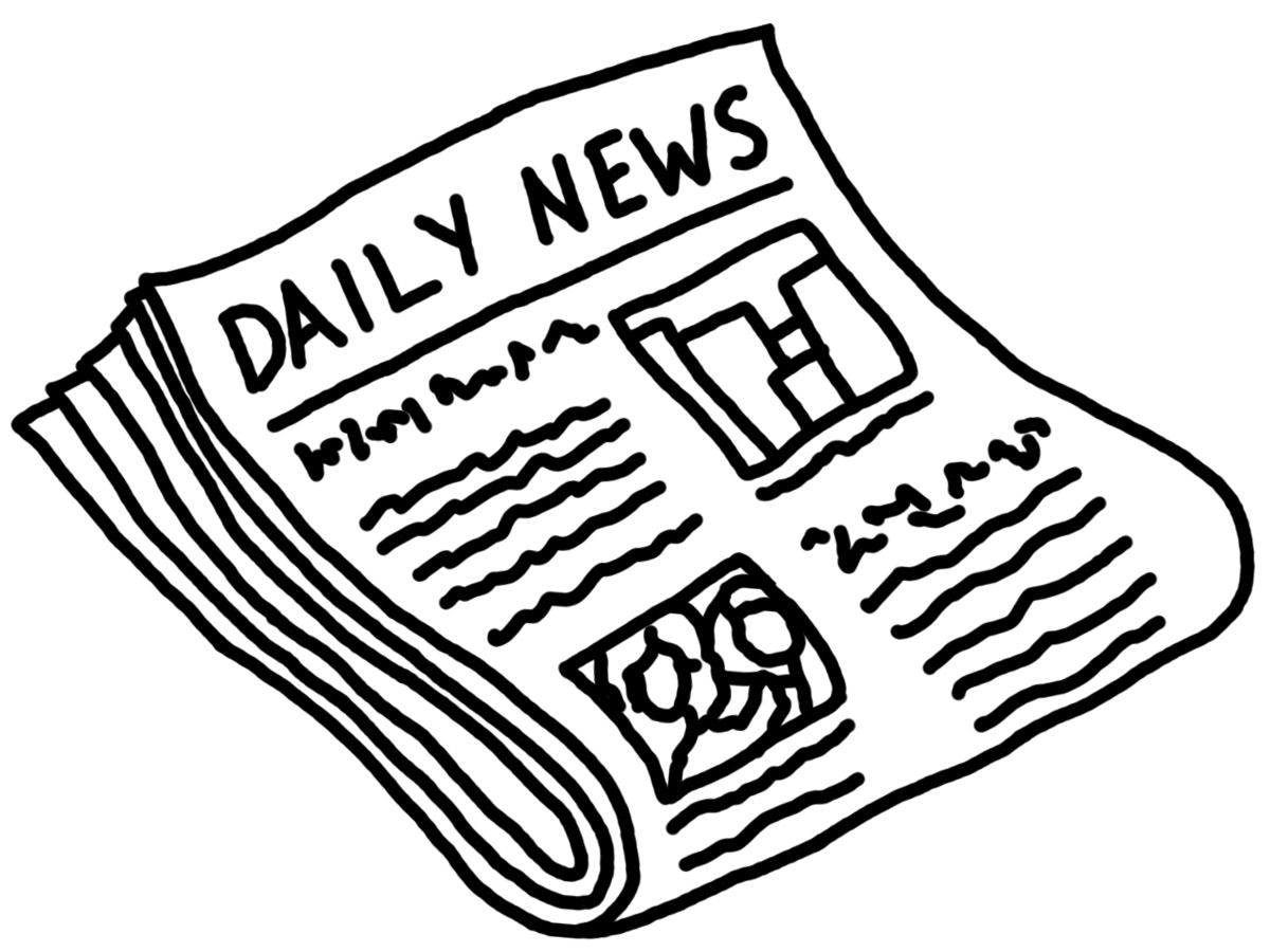 Shocking clipart newspaper report For Images Journalist Pictures Art