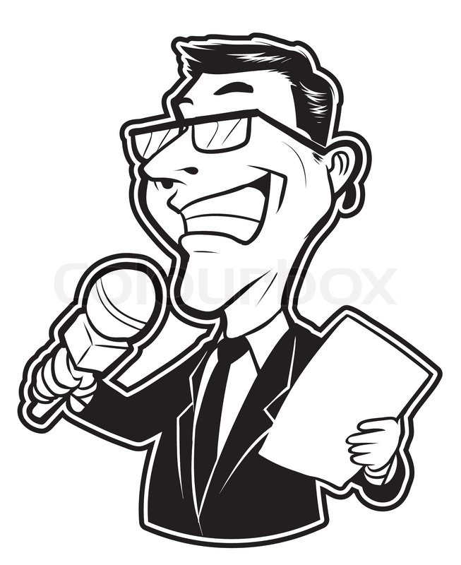 Journalist clipart advertisement Clipart journalist%20clipart Art Clipart Journalist