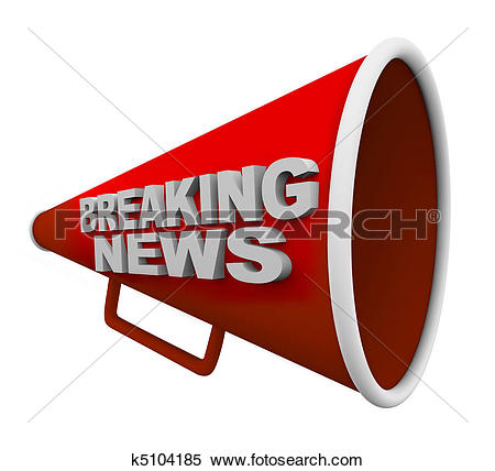Journalist clipart breaking news Free Clipart Current Clipart News