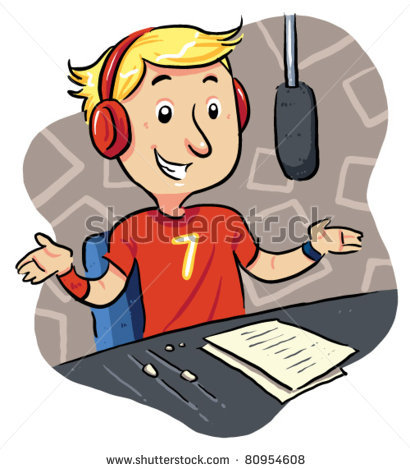 Journalist clipart broadcaster Collection Broadcasting clipart Panda Broadcast
