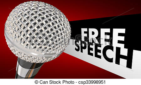 Speech Freedom First Stock Amendment