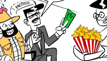Journalist clipart movie critic #8